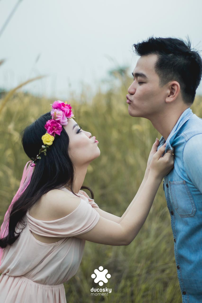 Danial & Yulia Pre-Wedding by Ducosky