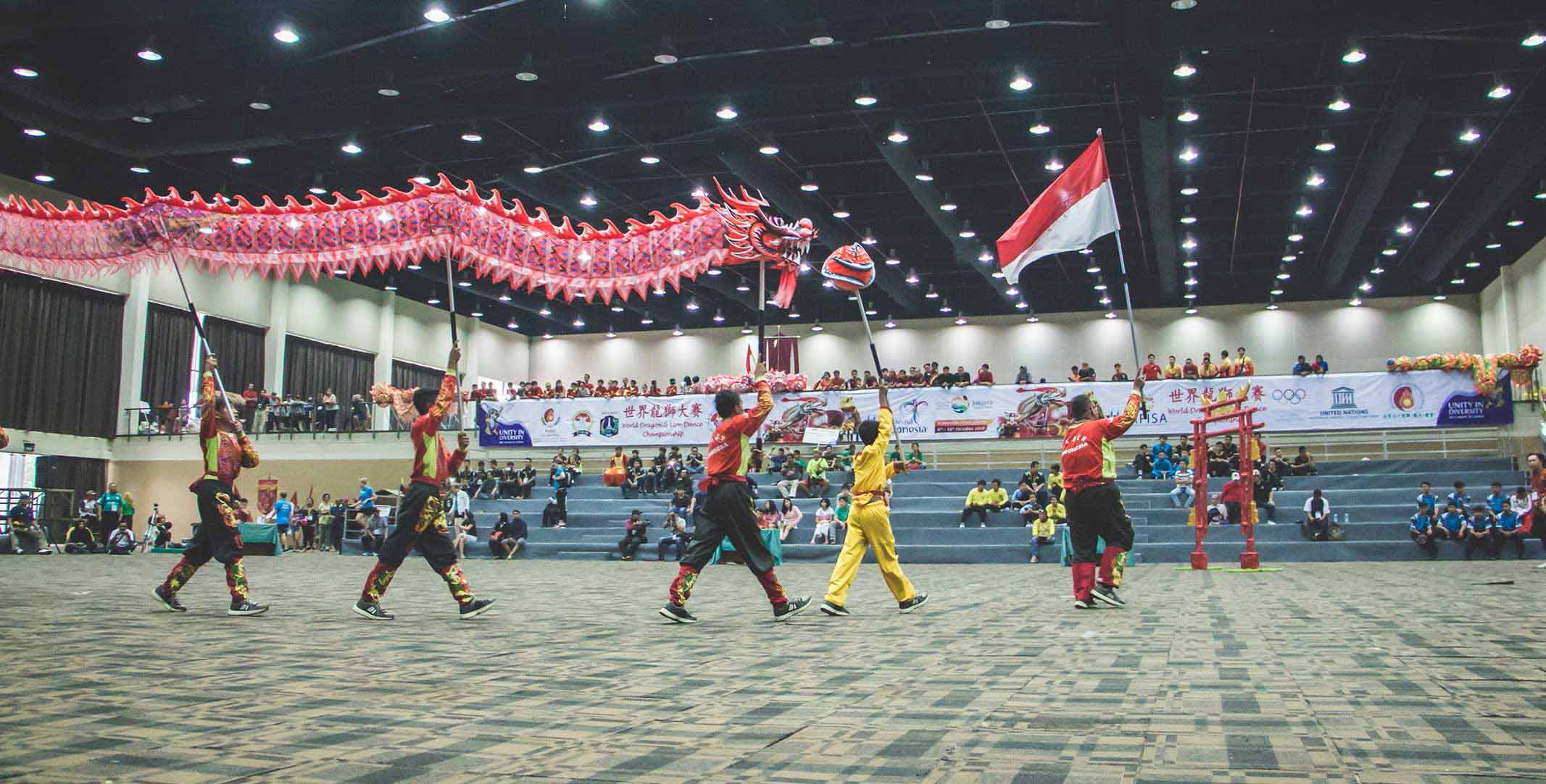 TAFISA 2016: World Dragon & Lion Dance Championship