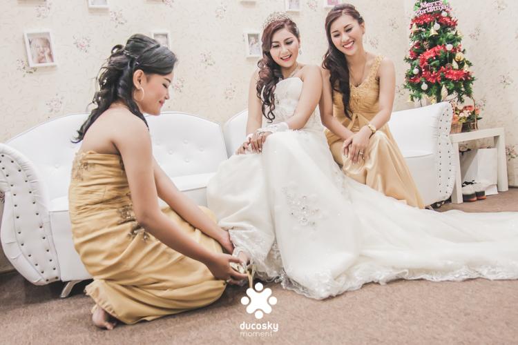 The Wedding: Agung & Natalina