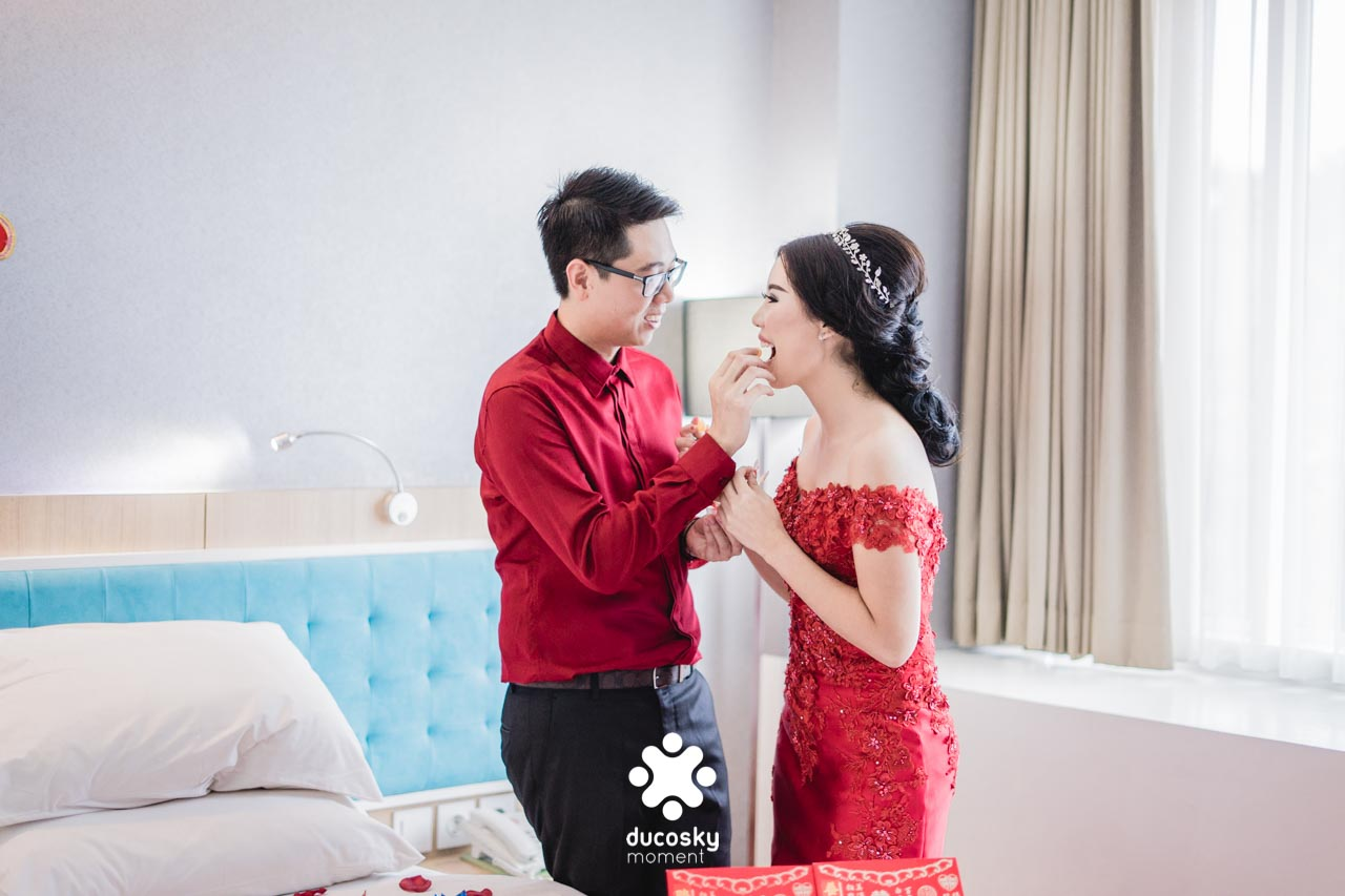 Engagement: Alfian & Angela