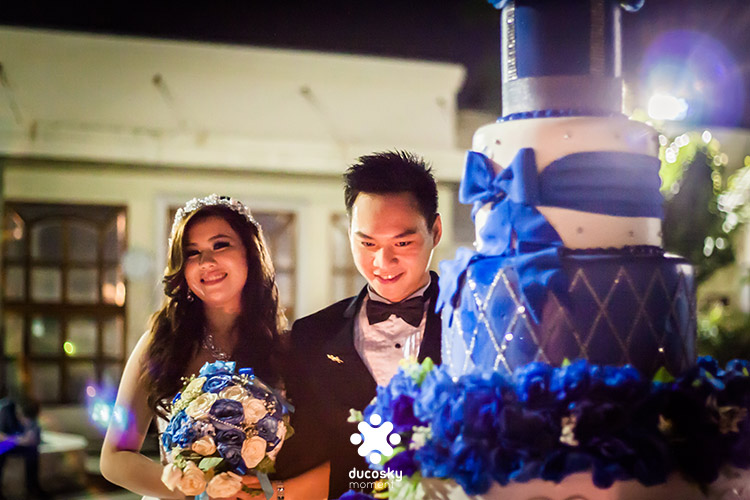The Wedding: April & Selvia