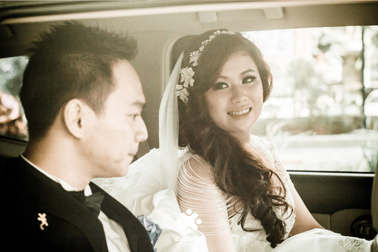 The Wedding: April & Selvia