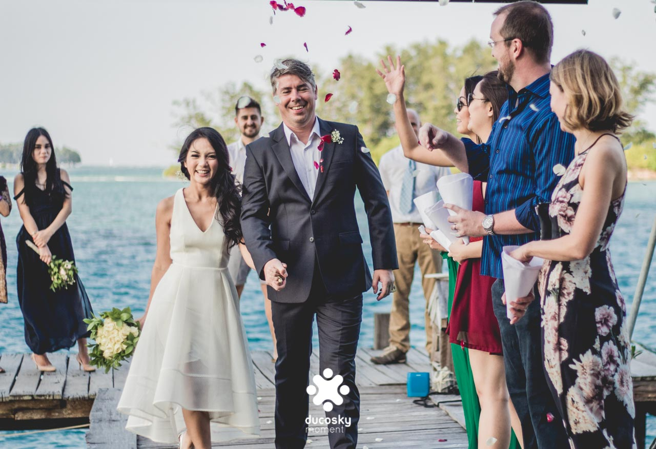 The Weddingcation: Colin & Karin