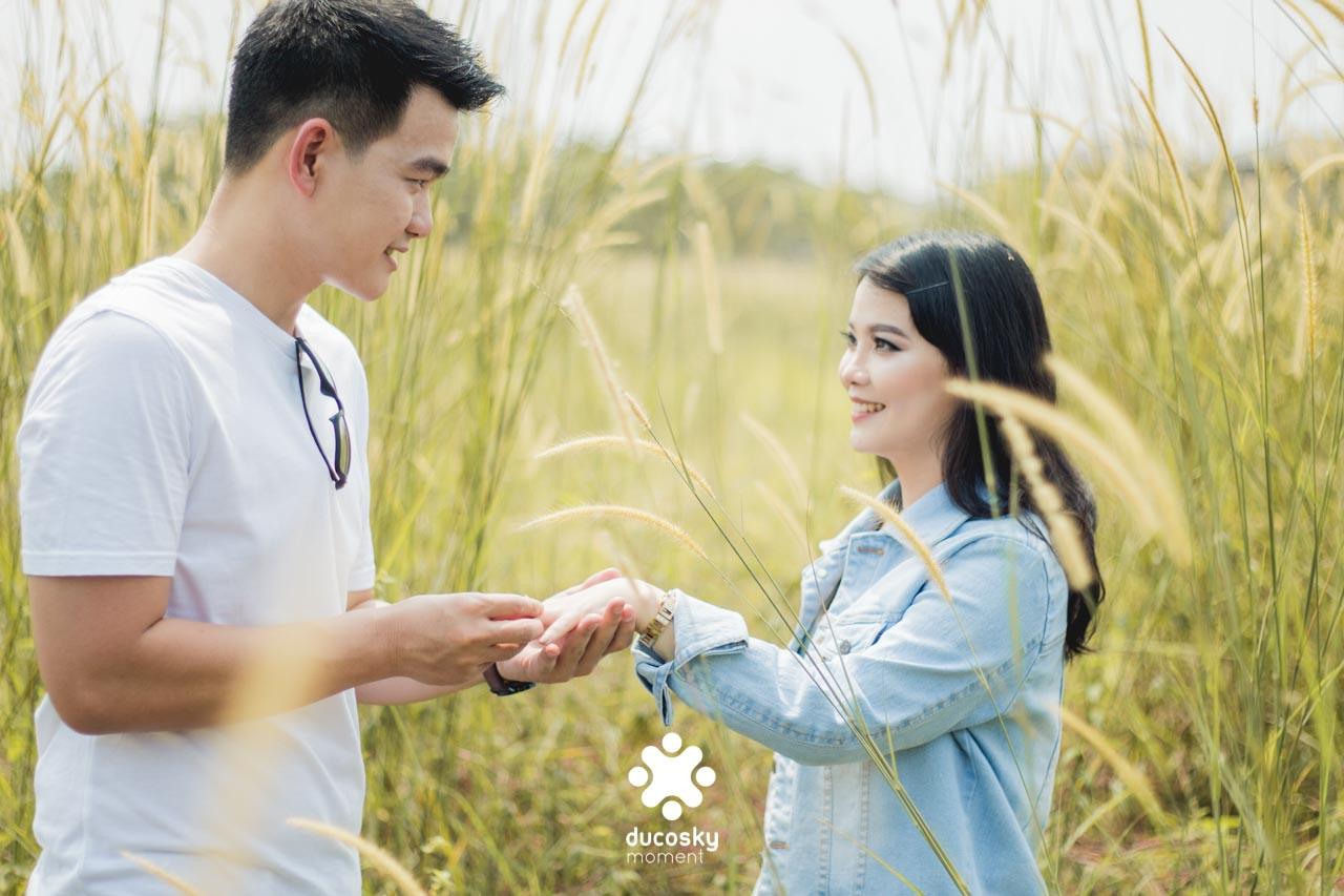 Pre-Wedding: Danial & Yulia