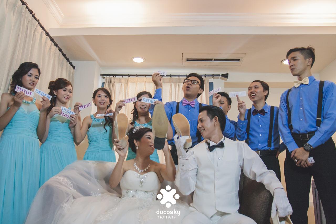 The Wedding: Deden & Tutut