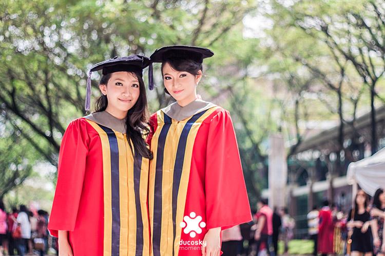 UPH Graduation: Jessica