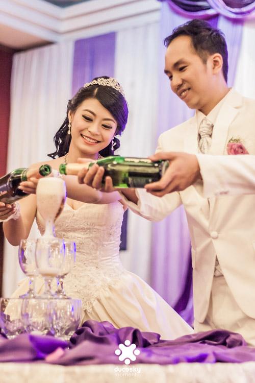 The Wedding: Sugi & Desy
