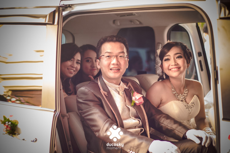 The Wedding: William & Lianita