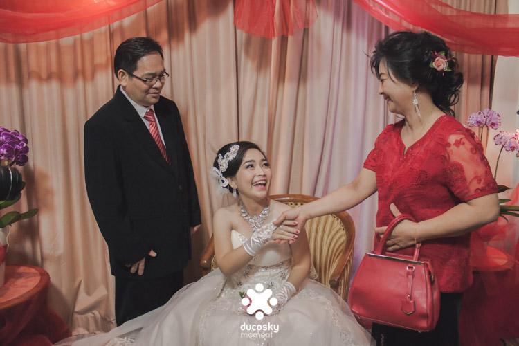 The Wedding: William & Lianita