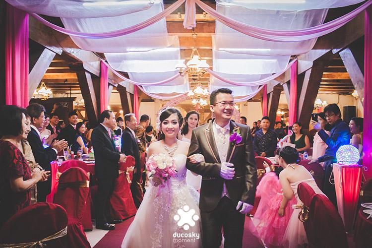 The Wedding:William & Lianita