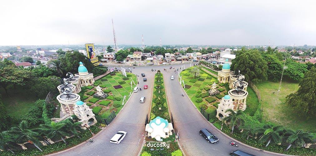 PanoramaKota Wisata - Cibubur