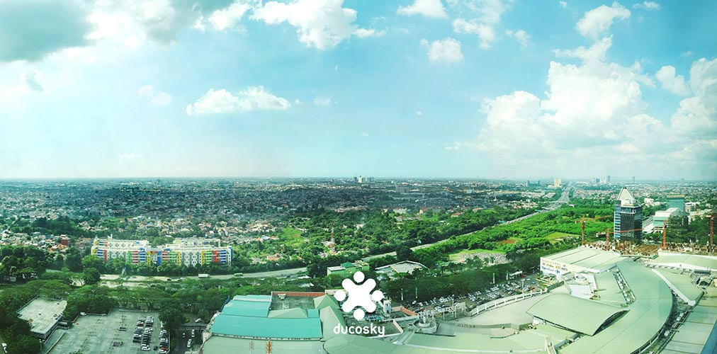 Panorama Karawaci -Tollway Jakarta-Merak