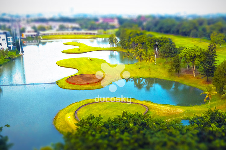 Pondok Hijau Golf in Miniature - Gading Serpong